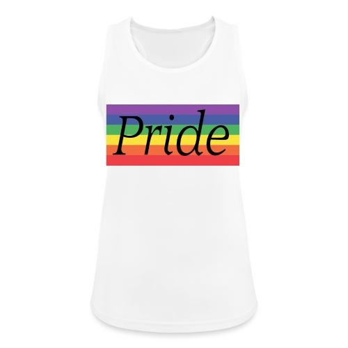 Pride | Regenbogen | LGBT - Frauen Tank Top atmungsaktiv