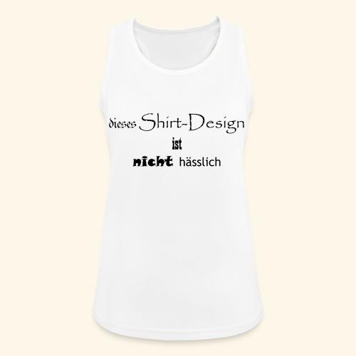 test_shop_design - Frauen Tank Top atmungsaktiv