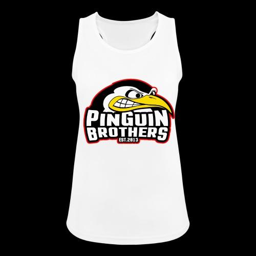 Pinguin bracia Clan - Tank top damski oddychający