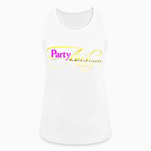 Die PartyAdeligen - Frauen Tank Top atmungsaktiv