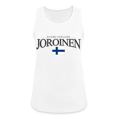 Suomipaita - Joroinen Suomi Finland - Naisten tekninen tankkitoppi
