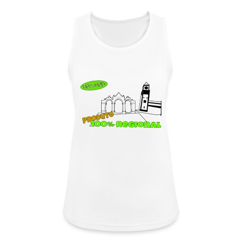 City Gates - Women's Breathable Tank Top