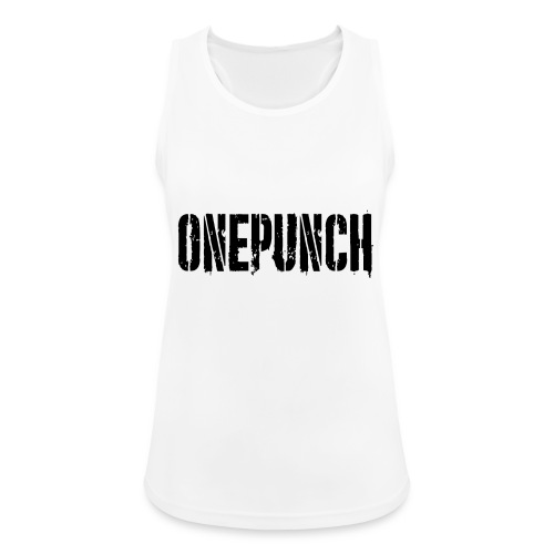 Boxing Boxing Martial Arts mma tshirt one punch - Women's Breathable Tank Top