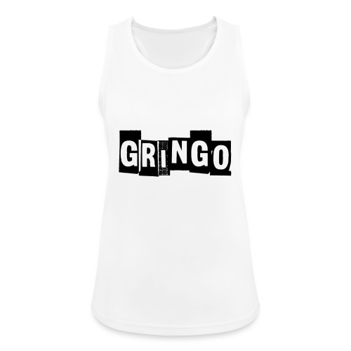 Cartel Gangster pablo gringo mexico tshirt - Women's Breathable Tank Top