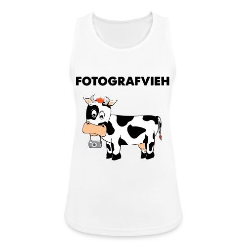 Fotografvieh - Frauen Tank Top atmungsaktiv