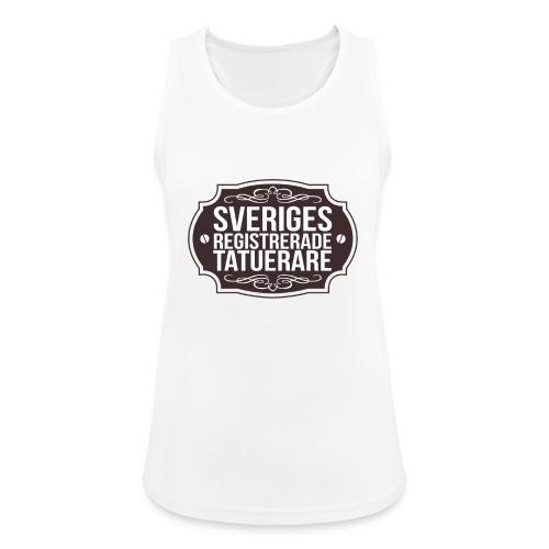 SverigesTatuerare - Andningsaktiv tanktopp dam