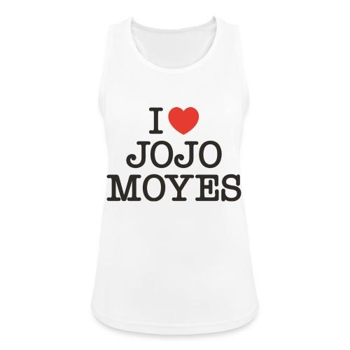 I LOVE JOJO MOYES - Dame tanktop åndbar