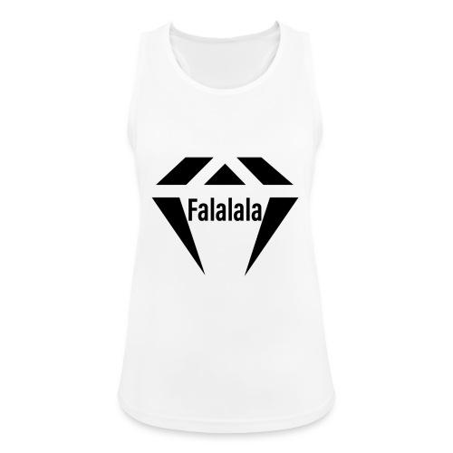 J.O.B Diamant Falalala - Frauen Tank Top atmungsaktiv
