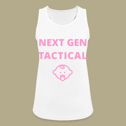 Tactical Baby Girl - Vrouwen tanktop ademend