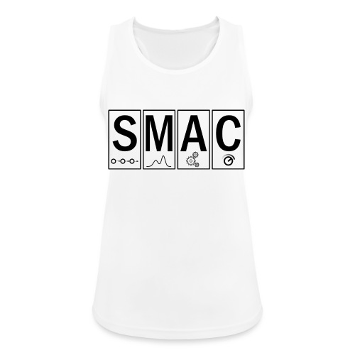SMAC3_large - Women's Breathable Tank Top