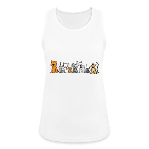 Cats & Cats - Vrouwen tanktop ademend