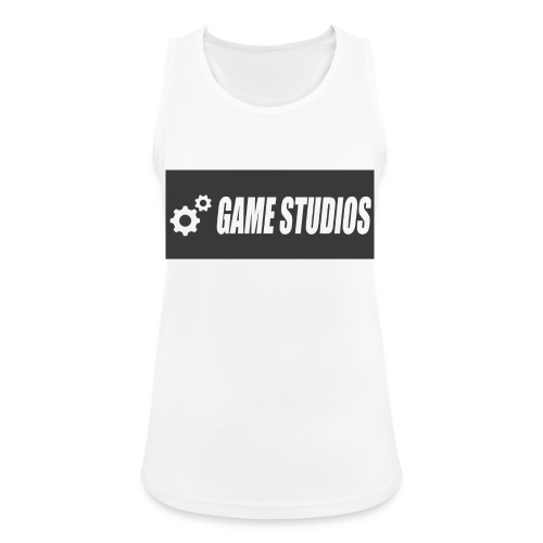 game studio logo - Women's Breathable Tank Top