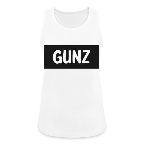 Gunz - Dame tanktop åndbar