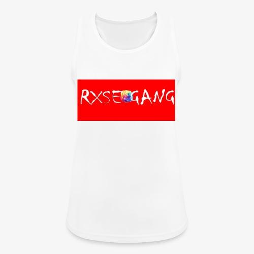 RXSE GANG - Pustende singlet for kvinner