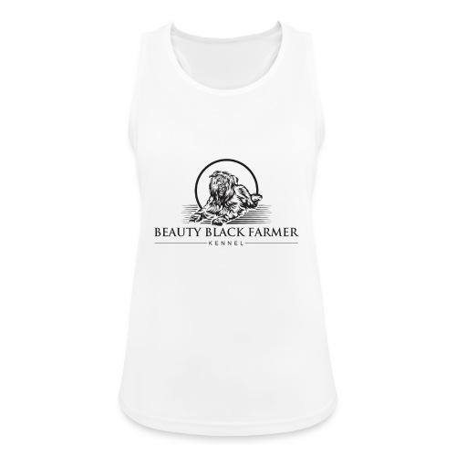 Beauty Black Farmer - Frauen Tank Top atmungsaktiv