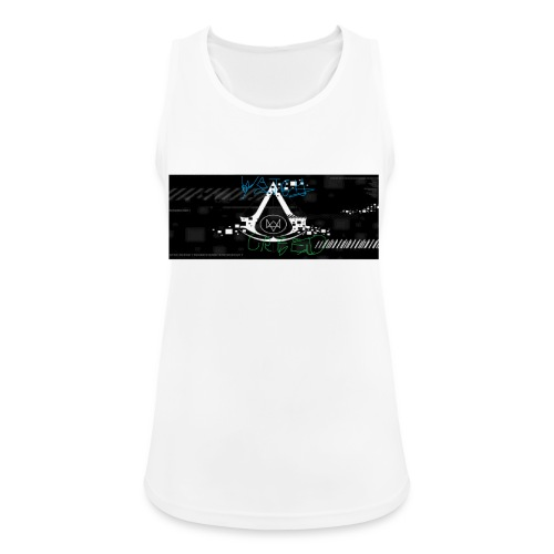 watch creed - Tank top damski oddychający