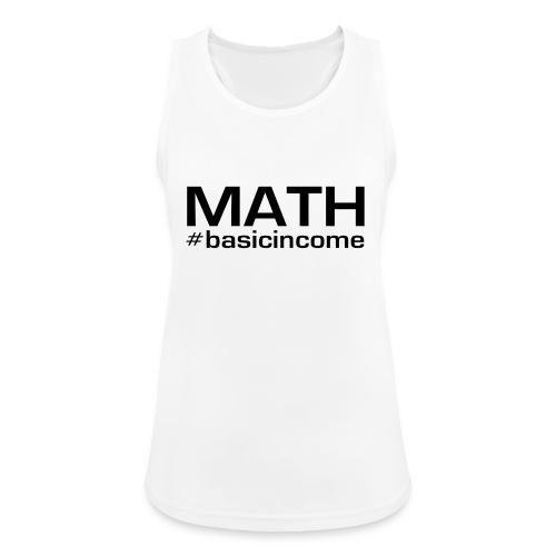 math-black - Vrouwen tanktop ademend actief