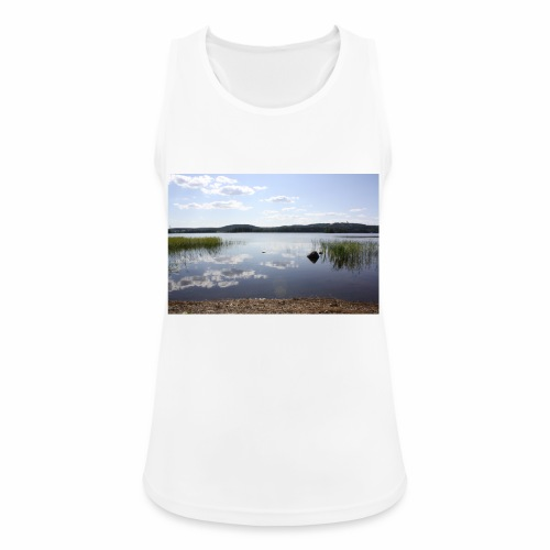landscape - Women's Breathable Tank Top