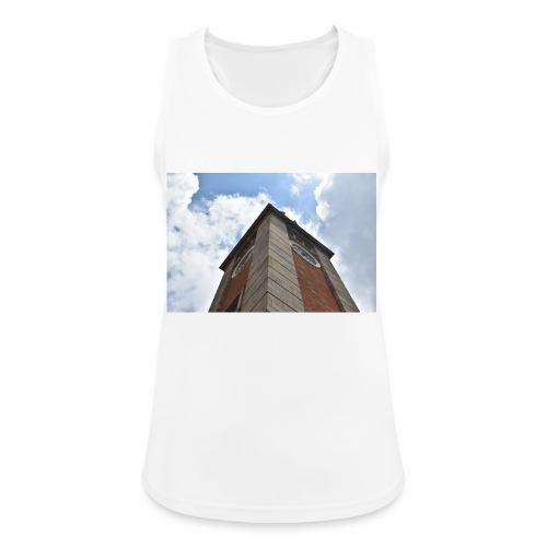 Torre dell'orologio - Top da donna traspirante