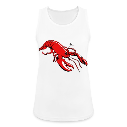 Lobster - Women's Breathable Tank Top