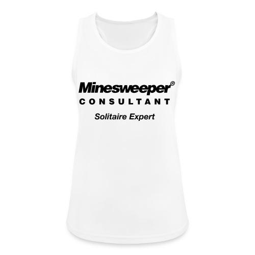 minesweeper - Frauen Tank Top atmungsaktiv