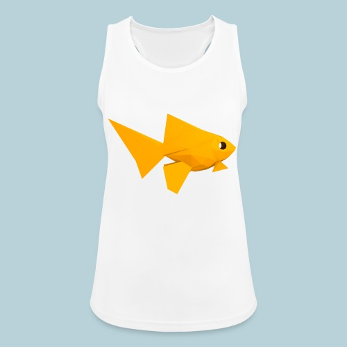 RATWORKS Fish-Smish - Women's Breathable Tank Top