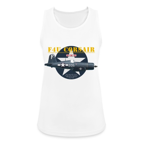 F4U Jeter VBF-83 - Women's Breathable Tank Top