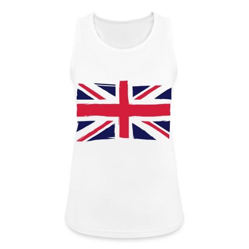 vlag engeland - Vrouwen tanktop ademend actief