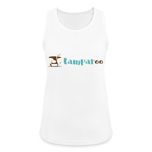 Tamparoo - Top da donna traspirante