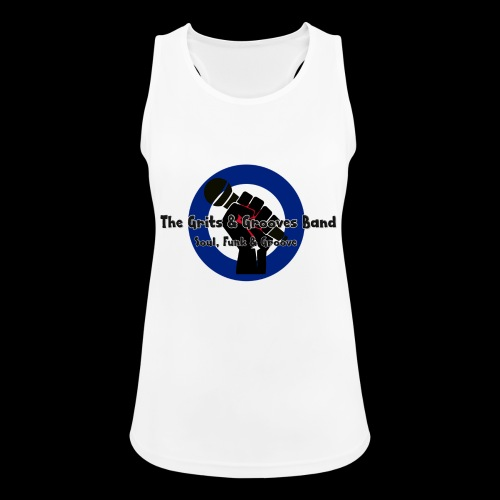 Grits & Grooves Band - Women's Breathable Tank Top
