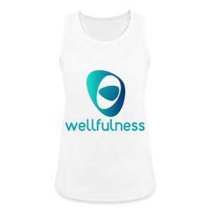 Wellfulness Sport Clasic - Camiseta de tirantes transpirable mujer