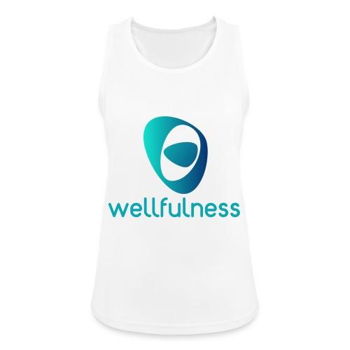 Wellfulness Sport Clasic - Camiseta de tirantes transpirable mujer