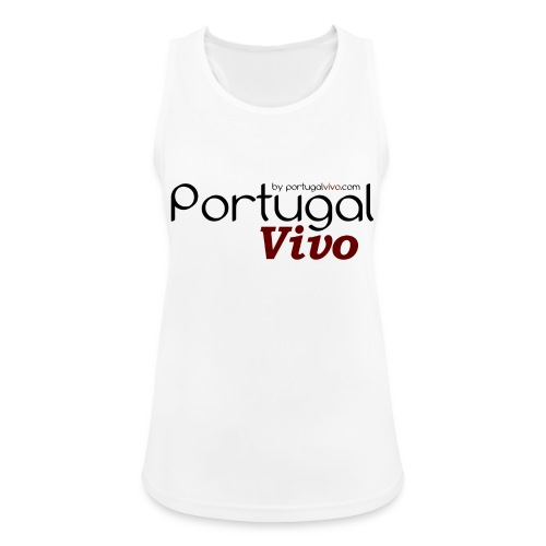 Portugal Vivo - Débardeur respirant Femme