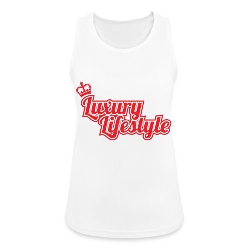 Luxury lifestyle t-shirt Brand New - Women's Breathable Tank Top