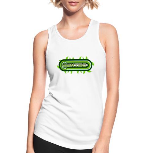 GREEN LOGO - Camiseta de tirantes transpirable mujer