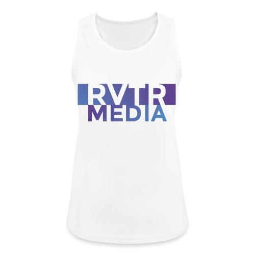 RVTR media NEW Design - Frauen Tank Top atmungsaktiv