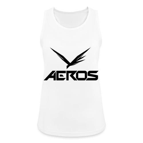 Aeros LOGO 2016 final - Vrouwen tanktop ademend