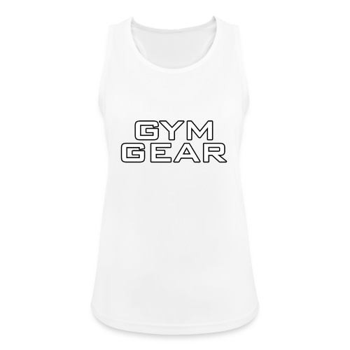 Gym GeaR - Women's Breathable Tank Top