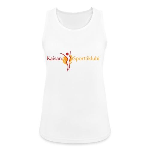 Kaisan Sporttiklubi logo - Naisten tekninen tankkitoppi