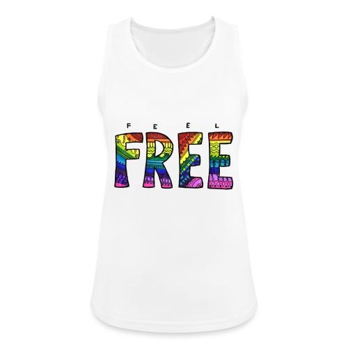 Feel Free - Frauen Tank Top atmungsaktiv