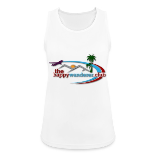 The Happy Wanderer Club Merchandise - Women's Breathable Tank Top