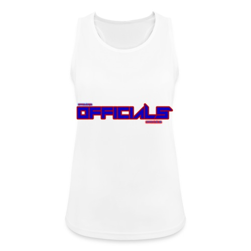 officials - Women's Breathable Tank Top