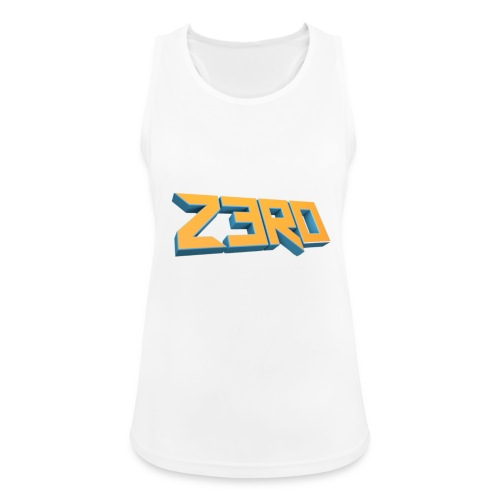 The Z3R0 Shirt - Women's Breathable Tank Top