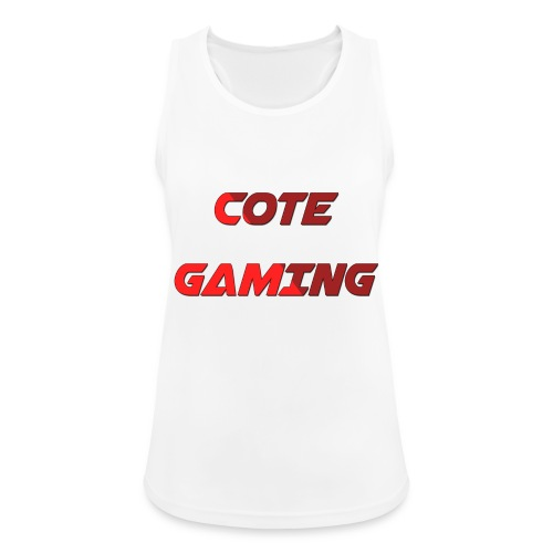 Cote Sweater Rode Letters - Women's Breathable Tank Top