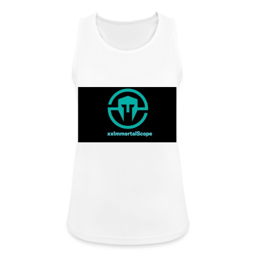 xxImmortalScope throwback - Women's Breathable Tank Top
