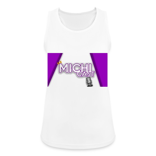 Camisa MichiCast - Women's Breathable Tank Top