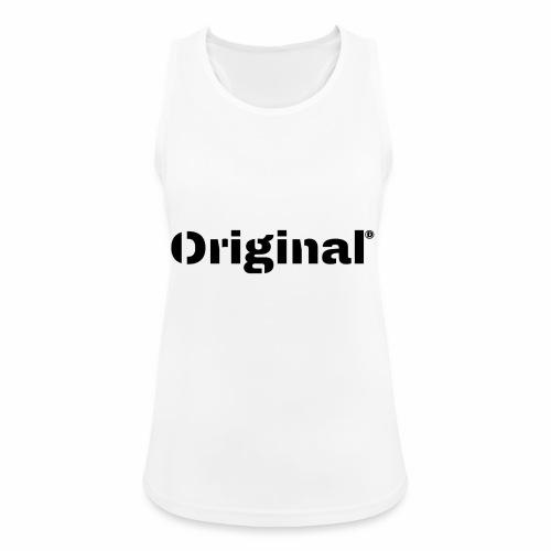 Original, by 4everDanu - Frauen Tank Top atmungsaktiv