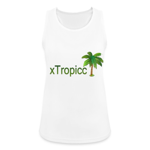 tropicc - Débardeur respirant Femme