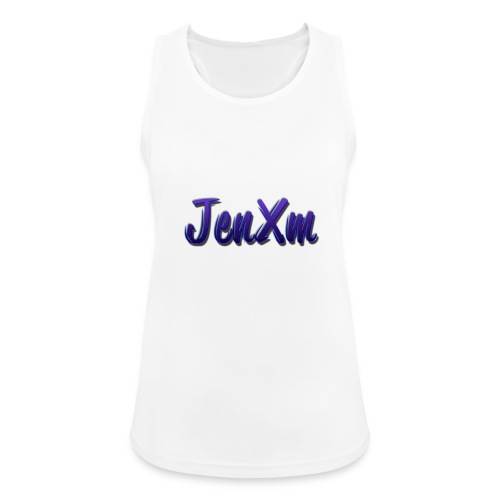 JenxM - Women's Breathable Tank Top