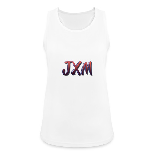 JXM Logo - Women's Breathable Tank Top